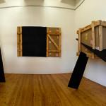 Wooden Crate sculptures