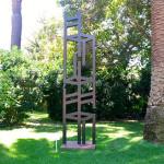 Triplet. Mild Steel sculpture. Edition 1/3