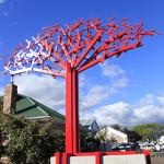 Imibala Sculptural tree